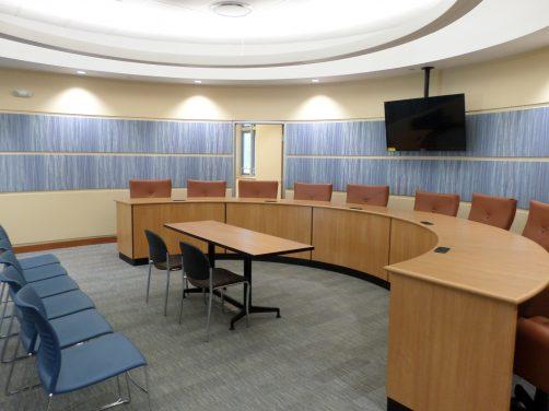 M.A.T.R. – Administrative Building